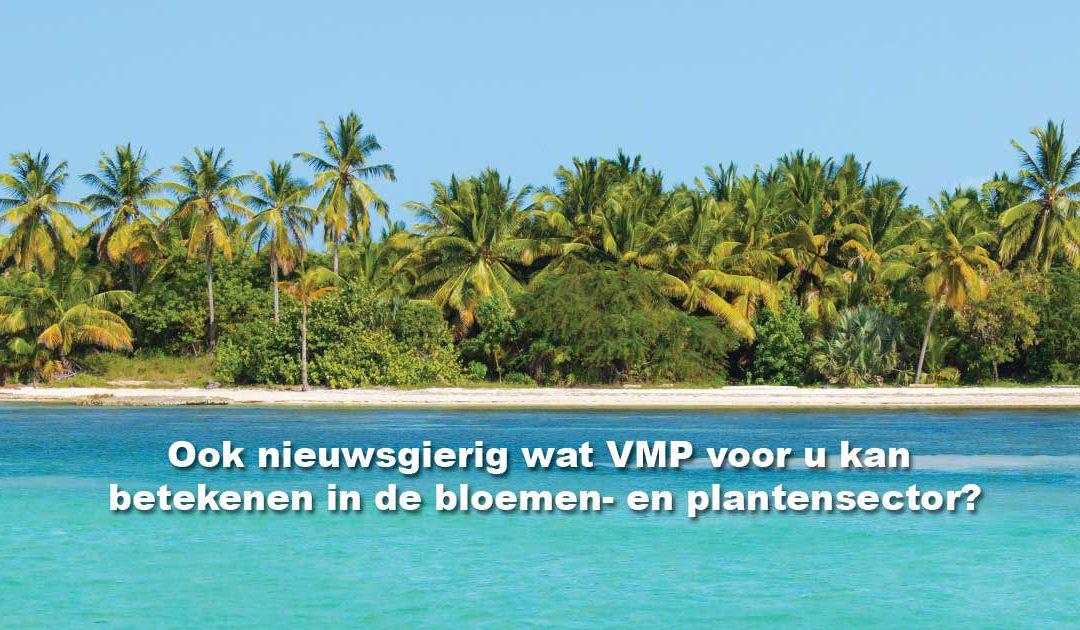 VMP (virtuele marktplaats) in de bloemen- en plantensector