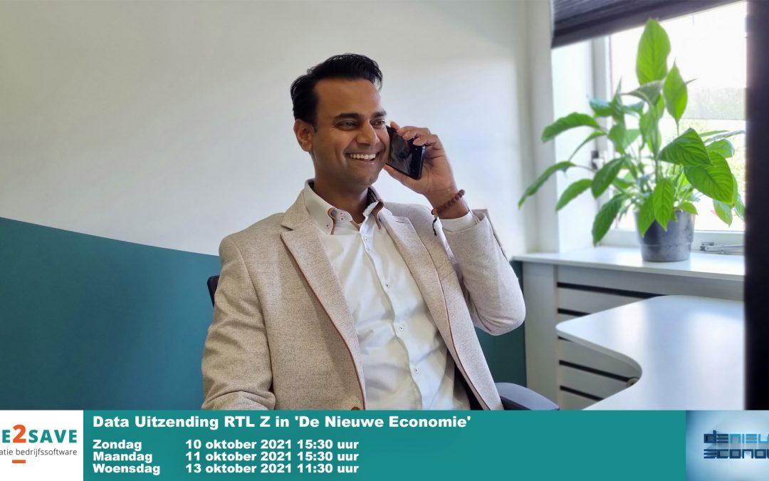 Kijk mee op RTLZ hoe Time2Save u duizenden uren bespaard!